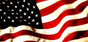 United States Flag For immigration Lawyer Website
